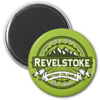 Revelstoke City Logo Magnet