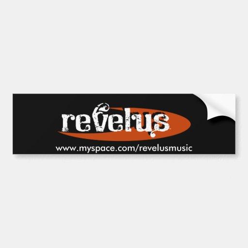 Revelus Bumper Sticker