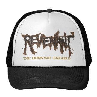 Revenant The Burning Ground Trucker Trucker Hat
