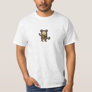 Revenge of Toe Monkey T-Shirt