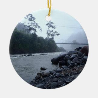 Reventazon River FL Section Costa Rica Ornament