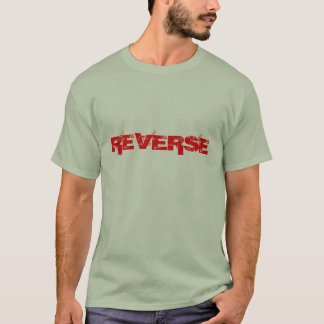 REVERSE ARMY SHIRT