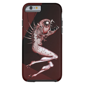 Reverse mermaid ugly funny phone case