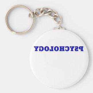 Reverse Psychology Keychain