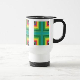 reversed frame mug
