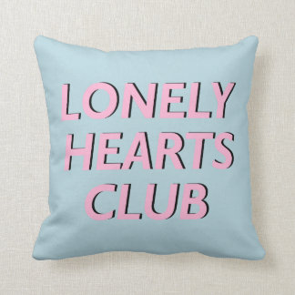 Reversible Lonely Hearts Club Pillow GENYOLO