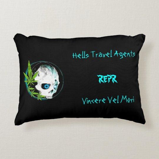Reversible Multi-Colour Pillow (REPR)