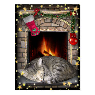 Rêves de Noël Carte Postale