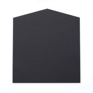 revêtements d'enveloppe colorés par 5x7