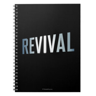 Revival Logo Spiral Notebook