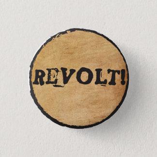 Revolt! 1 Inch Round Button