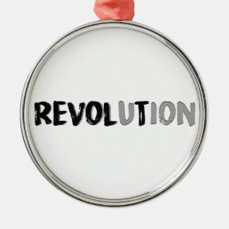 Revolt Metal Ornament