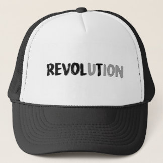 Revolt Trucker Hat