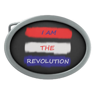 Revolution Belt Buckle