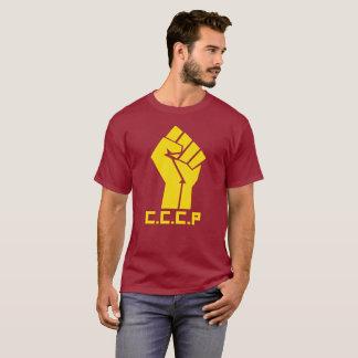 Revolution CCCP Fist Men Dark T-Shirt