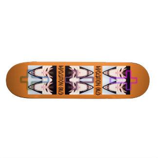 Revolution Child, Psycho' skateboard orange