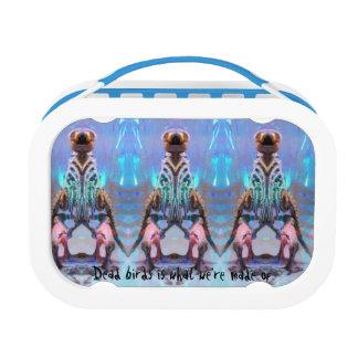 Revolution Child, Uranus & Oracle' Lunch box