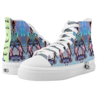 Revolution Child, Uranus & Oracle' Sneakers Shoes
