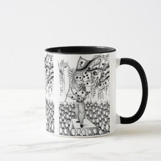 Revolution day mug