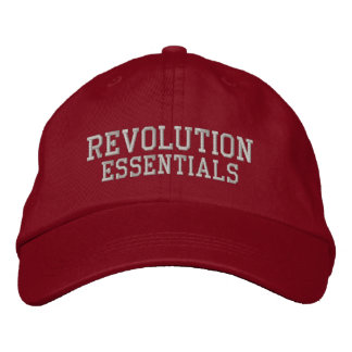 Revolution Essentials - Embroidered Hat