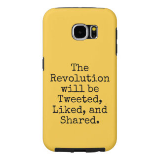 Revolution Expression Samsung Galaxy S6 Cases