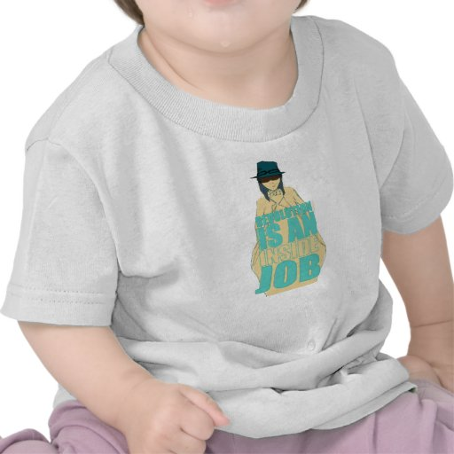 Revolution is an inside Job Shirt