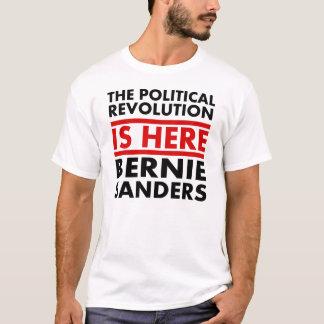 REVOLUTION IS HERE BERNIE SANDERS T-Shirt