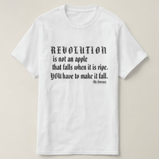 Revolution is not an apple... T-Shirt