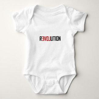 Revolution Love Art Baby Bodysuit