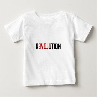 Revolution Love Art Baby T-Shirt