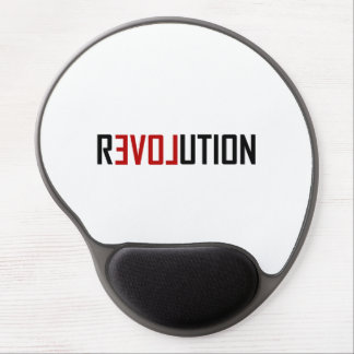 Revolution Love Art Gel Mouse Pad