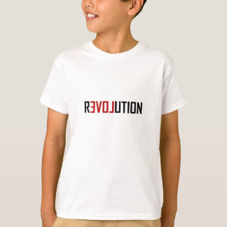 Revolution Love Art T-Shirt