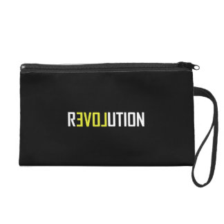 Revolution Love Art Wristlet