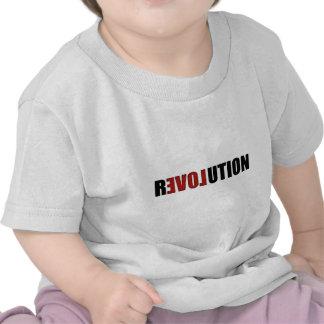 Revolution Love T Shirts
