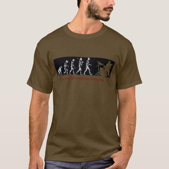 Revolution of Man T-Shirt
