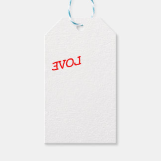 revolution pack of gift tags