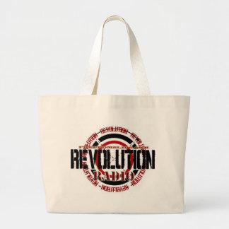 Revolution Radio Large Tote Bag