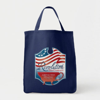 Revolution Tea Company Tote Bag