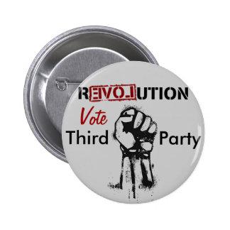 Revolution: Third Party 2 Inch Round Button