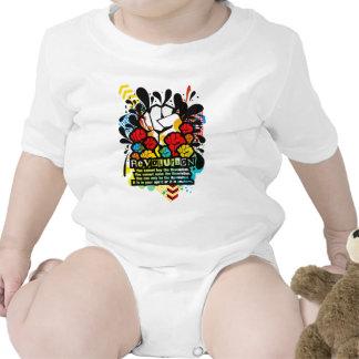 REVOLUTION BABY BODYSUITS