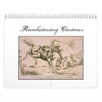 Revolutionary Cartoons Calendar