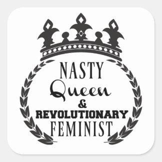 Revolutionary Feminist Stickers