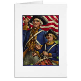 Revolutionary Patriots Card