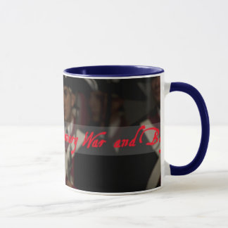 Revolutionary War and Beyond Banner Mug