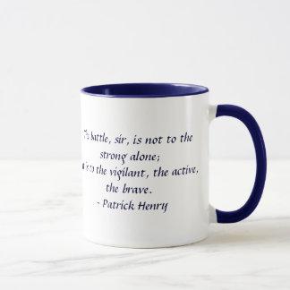 RevoluWear quote  ringer mug
