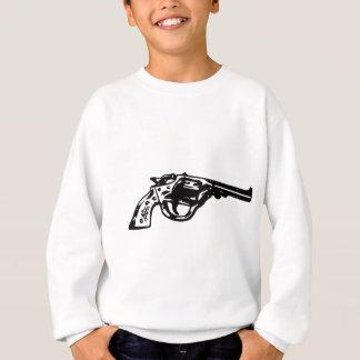Revolver Pistol Sweatshirt