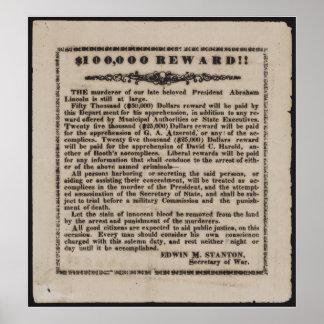 Reward Advertisement Poster