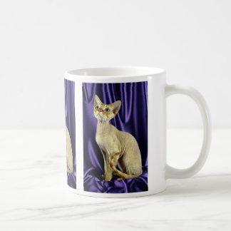 Rex, Devon, red tabby Coffee Mug