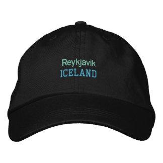 REYKJAVIK cap Embroidered Hat