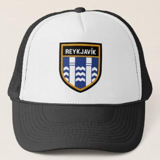 Reykjavík Flag Trucker Hat